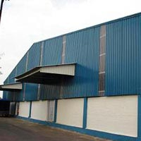 Steel Roof Cladding Installation Services