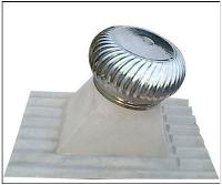 Wind Operated Turbo Airventilator Fabrication Service