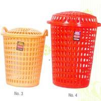 Plastic Laundry Baskets