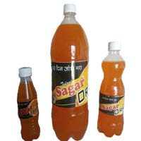 Sagar Orange - Carbonated Soft Drink (orange)