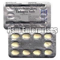 Tadagra Soft Chewable Pineapple