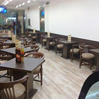 Cafe Interior Designing