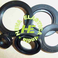 Oil Seals - Manufacturer, Exporters and Wholesale Suppliers,  Madhya Pradesh - Heva Elastica