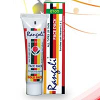 Rangoli Face Pack