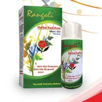 Rangoli Herbal Karishma Hair Oil Premium