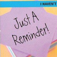 Reminder Cards Printing