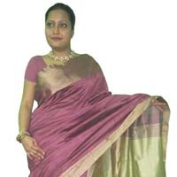 Tant Saree - Manufacturer, Exporters and Wholesale Suppliers,  West Bengal - Krittika Enterprise