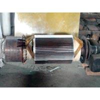 DC Motor Repairing