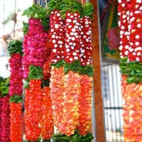 Fresh Flower Garlands