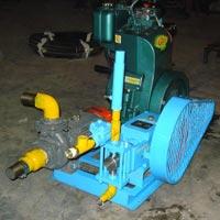 Diesel Engine Driven Hydro Testing Pumps