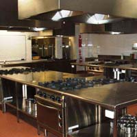 Commercial Kitchen Designing