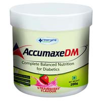 Accumaxe Dm-nutrition Supplement
