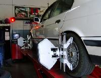 Computerized Wheel Alignment