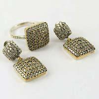 Silver Cz Jewelry