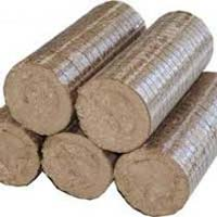 Biomass Briquette - Manufacturer,  Maharashtra - Omm Agro industries