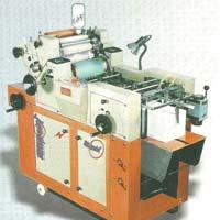 Mini Sheet Fed Offset Printing Machine