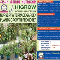 Higrow   Nursery & Terrace Garden Plant Growth Promoter