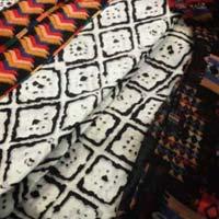 Colored Cotton Fabric