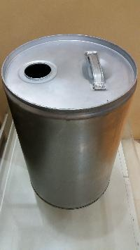 Plastic Chemical Packaging Drums