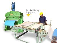 Blanket Cutting Machine