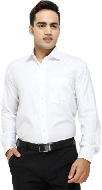 Cotton Formal Men's Shirts