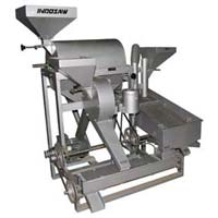 Mini Dal Mill Machine