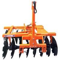 Compact Model Harrow
