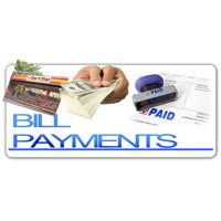 Bill Payment Services
