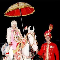 Wedding Ghori Services