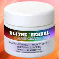 Blithe Herbal Face Cream