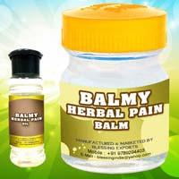 Herbal Pain Balm & Oil