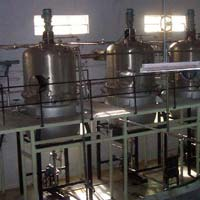 Vacuum Concentration System