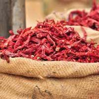 Byadgi Dried Red Chilli