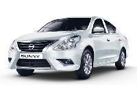 Nissan Sunny Golden Car Rental Services