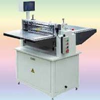 PVC Sheet Cutting Machine