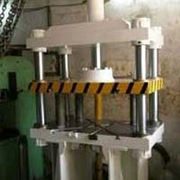 Four Pillar Hydraulic Press Machine