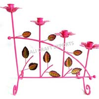 Designer Iron Candle Stand