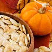 Off White Pumpkin Seeds