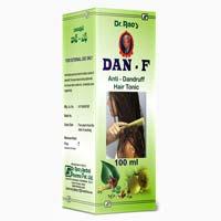 Dr.Rao's Dan-F(Anti Dandruff)Hair Tonic