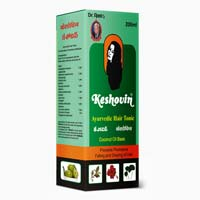 Dr.rao's Keshovin(herbal Hair Tonic)