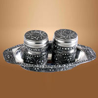 Steel Dry Fruit Tray
