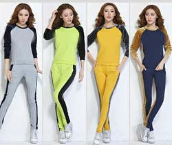 Ladies Jogging Suits