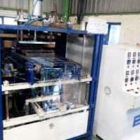 Automatic Vacuum Forming Machine for PP