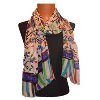 Silk Printed Stoles