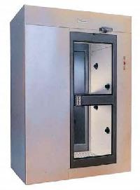 Air Shower Entry Systems