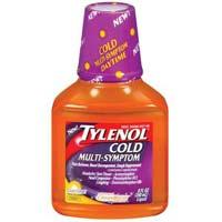 Cipro and cold medicine