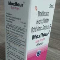 Moxifour Eye Drops