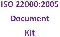 Iso 22000 Documentation Kit For Food Safety Management..