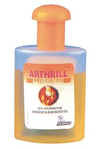 Arthrill Massage Oil
