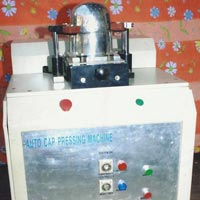 Auto Cap Pressing Machine